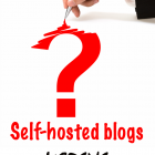 Selfhosted blogs versus free ones