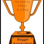 Blogger Appreciation Day
