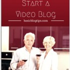 How to create a video blogging room