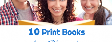 10 of the Best rint Books for Bloggers