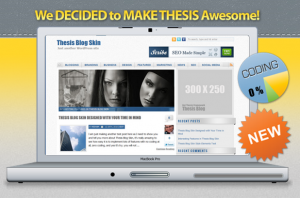 thesis theme video skin