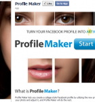 Facebook Profile Maker