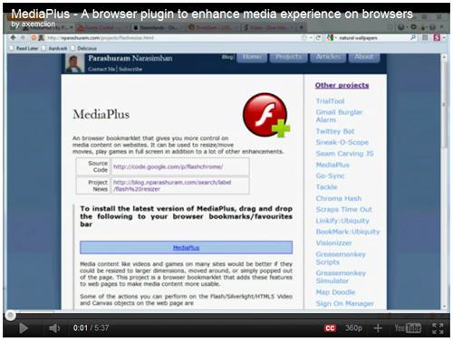 MediaPlus for YouTube