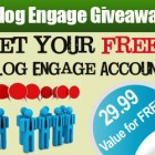 Blog Engage Giveaway