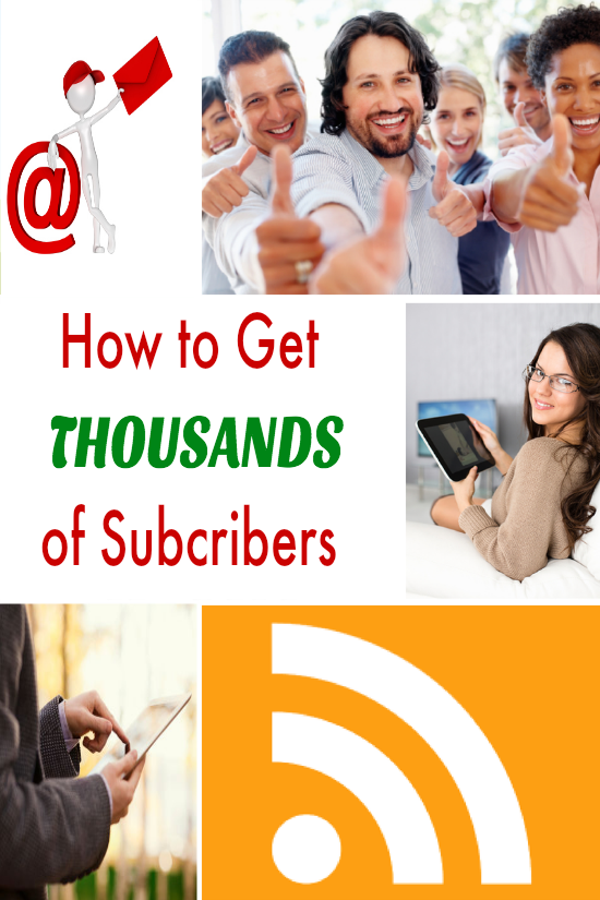How To Get Thousands of Subscribers Using Syndication via @BasicBlogTips