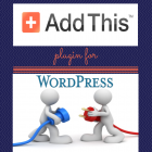 AddThis Plugin For WordPress