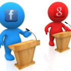 Facebook vs Google Plus