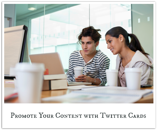 Use Twitter Cards to Promote Your Blog