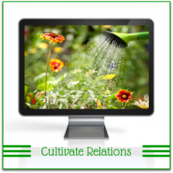 How to Cultivate a relation on Google plus