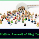 get massive blog traffic
