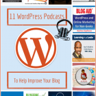 11 WordPress Podcasts to Improve Your Blog