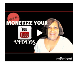 Monetization That Fits Your Blog YouTube Partnership