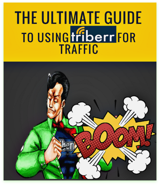 The Ultimate Guide To Using Triberr For Traffic