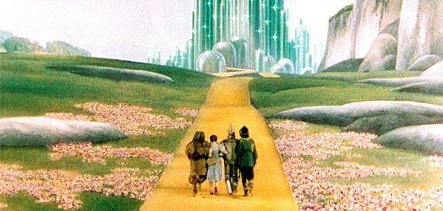 Wizard Of Oz Yellow Brick Road Follow the Yellow Bric...