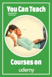 Benefits of Teaching a Course on Udemy