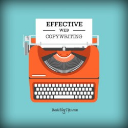 Tips for Effective Web Copywriting
