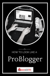 How to Blog Like a ProBlogger
