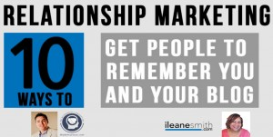 Relationship Marketing with Wade and Ileane